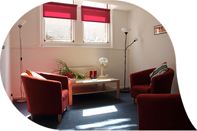 Horsham counselling room